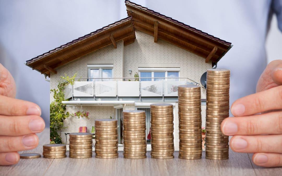 Immobilienpreise ziehen weiter an