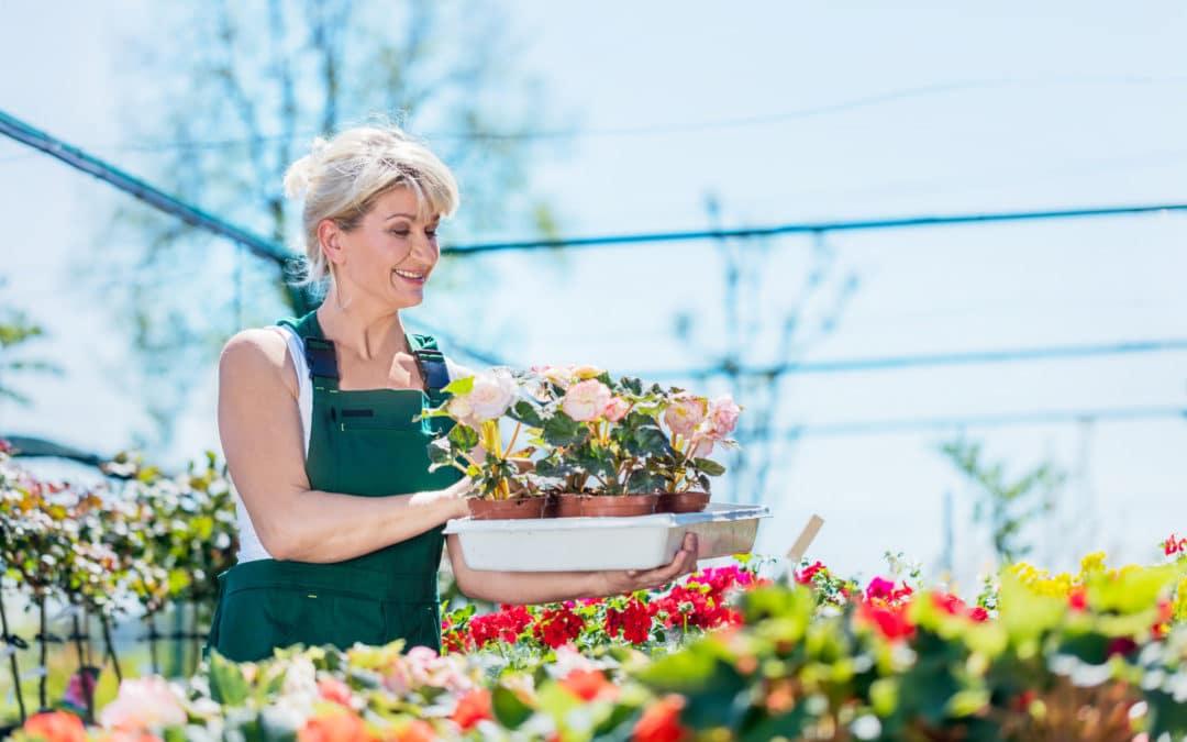 Der April – Viel Arbeit im Garten