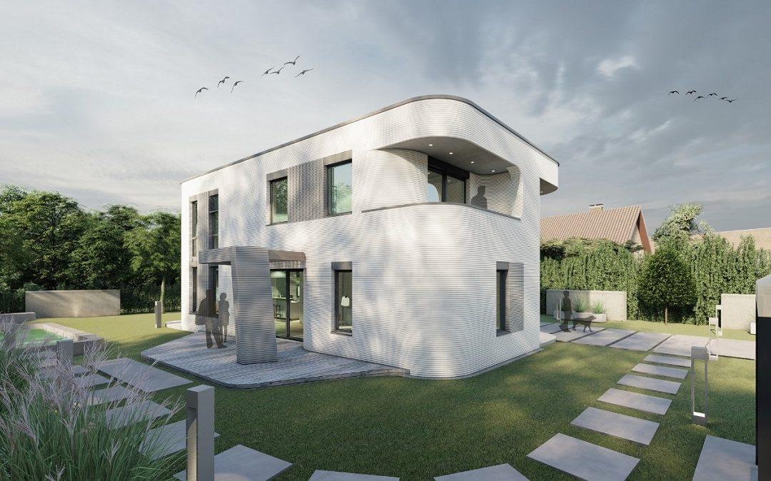 Häuser aus dem 3D Drucker