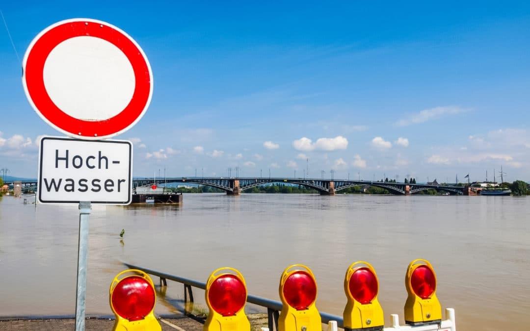 Hochwasserschäden, welche Versicherung zahlt?